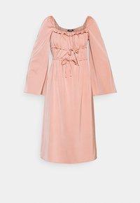 Fashion Union - MANDY DRESS - Cocktail dress / Party dress - pink - 5