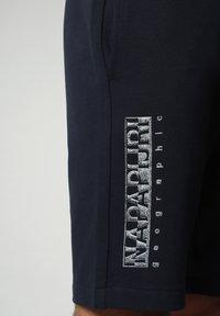Napapijri - NALLAR - Shorts - blu marine - 4