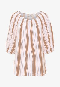 Superdry - DESERT OFF SHOULDER - Blouse - orange - 4