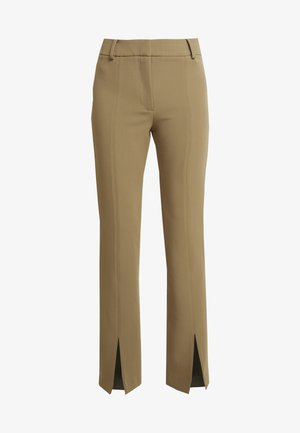 MARION TROUSERS - Pantalon classique - green khaki