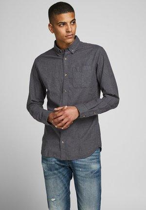 TWILLWEB - Shirt - dark grey melange