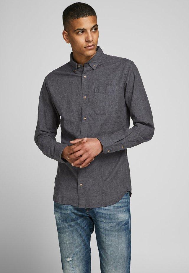 TWILLWEB - Camisa - dark grey melange
