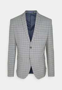 Isaac Dewhirst - THE FASHION SUIT PIECE CHECK - Completo - grey - 22