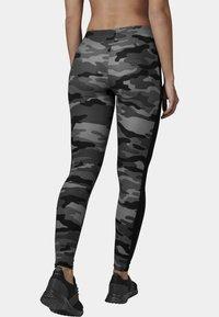 Urban Classics - Leggings - Trousers - darkcamo/blk - 1