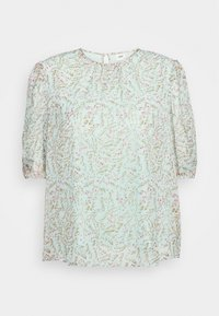 JDY - JDYNELLY PUFF  - Blouse - blue haze - 3