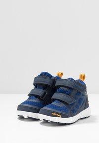 Viking - VEME MID GTX - Hiking shoes - navy/dark blue - 2