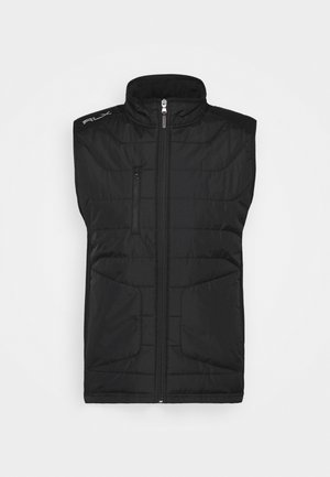 VEST SLEEVELESS - Bodywarmer - black
