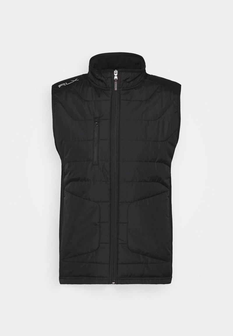 Polo Ralph Lauren Golf - VEST SLEEVELESS - Waistcoat - black