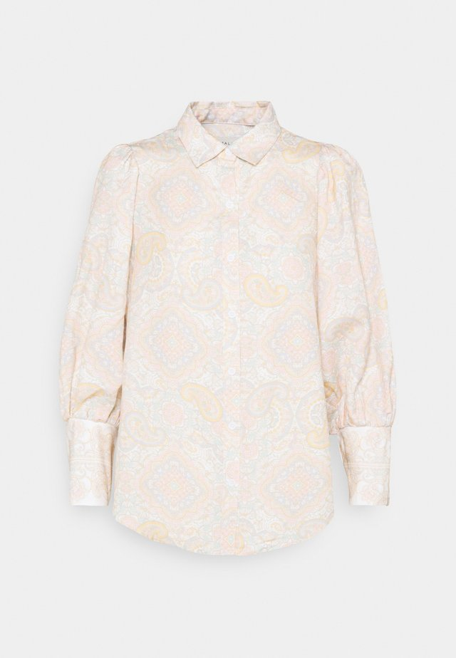 ELIZA - Skjortebluser - beige