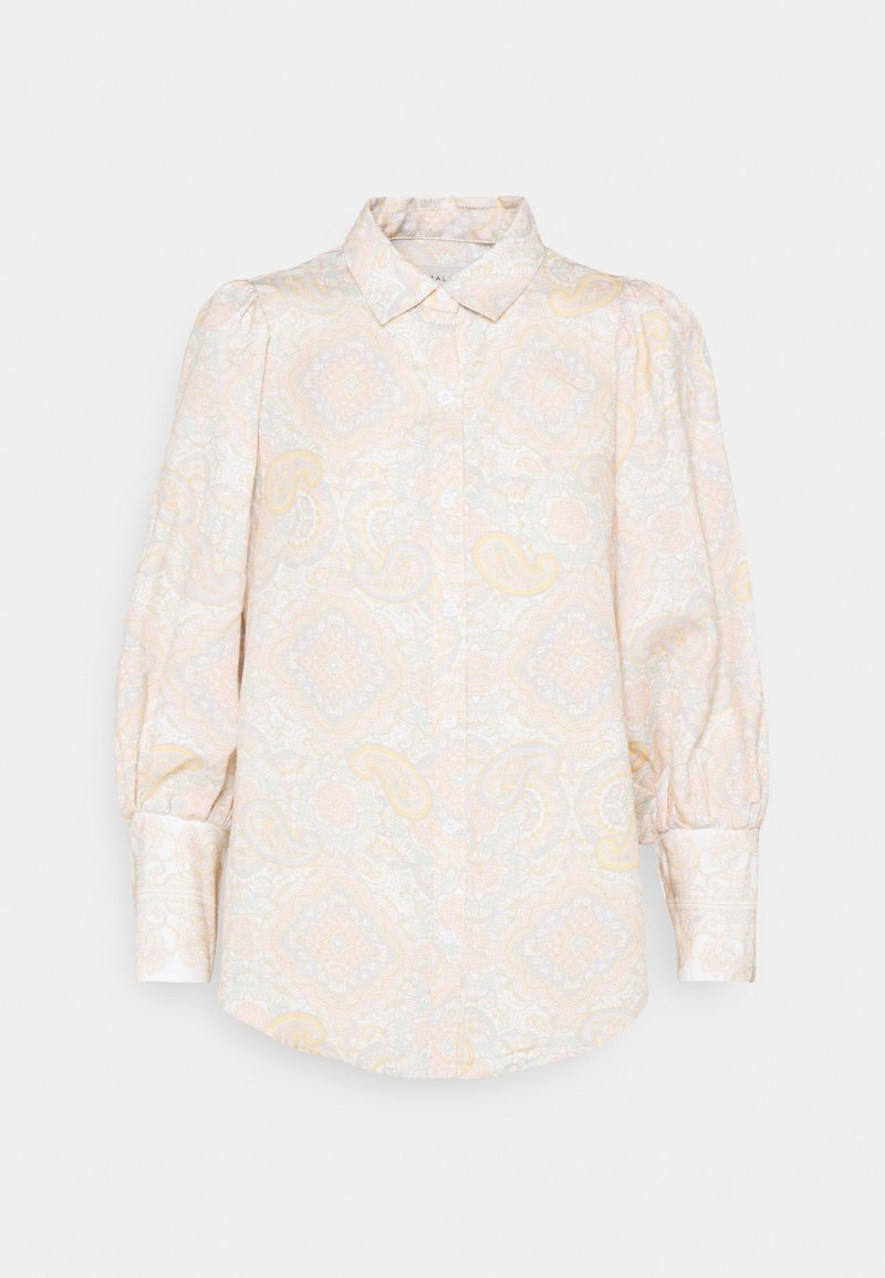By Malina - ELIZA - Button-down blouse - beige