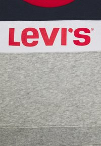 Levi's® - COLORBLOCK CREW JOGGER SET - Trainingspak - grey heather - 2