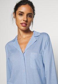 LASCANA - CLASSIC NIGHTDRESS - Noční košile - blau - 4
