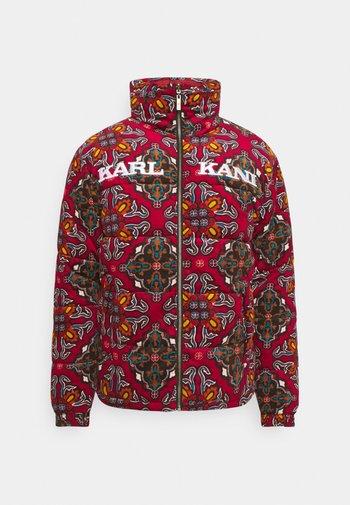 RETRO REVERSIBLE PUFFER JACKET UNISEX - Light jacket - multicolor