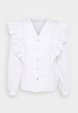JANICE - Blouse - white