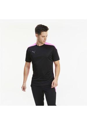 Sports shirt - black/pink