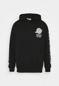Pier One - Hoodie - black - 4