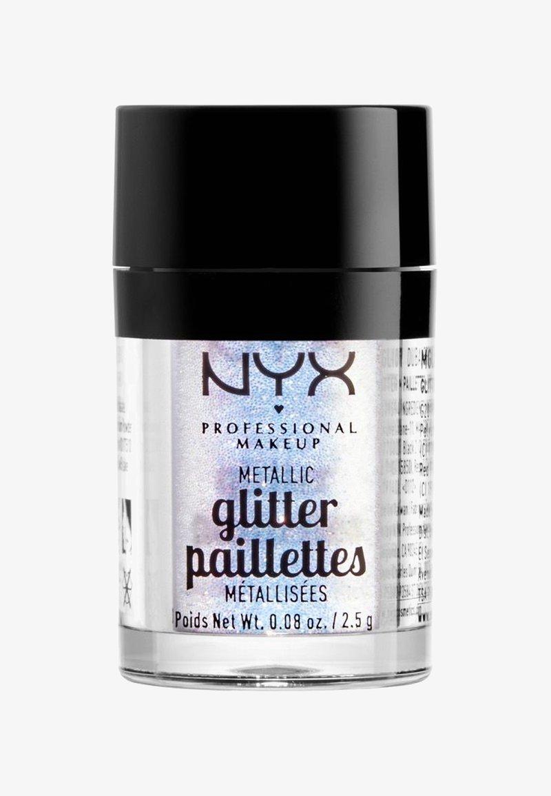 Nyx Professional Makeup - METALLIC GLITTER - Glitter & jewels - 5 lumi-lite