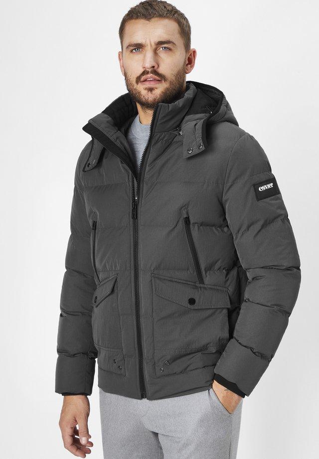 Winter jacket - frost grey