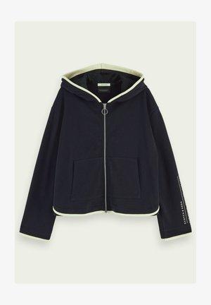 Zip-up hoodie - midnight