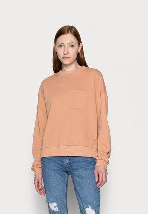 NMVIGGO  - Sweater - praline