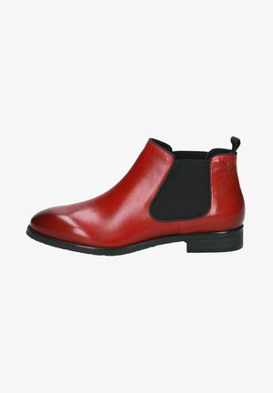 CHELSEA BOOT - Ankle boots - rosso nappa