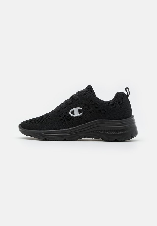 LOW CUT SHOE CHERIE - Chaussures de running neutres - new black