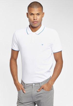 SS PIQUE - Polo shirt - white