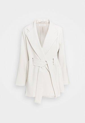 BENJA - Blazer - pearl white