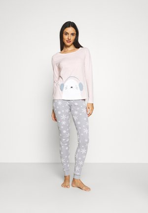 SET - Pyjamaser - grey