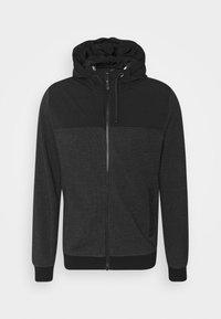 s.Oliver - Zip-up hoodie - black - 4
