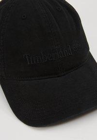 Timberland - Czapka z daszkiem - black - 2