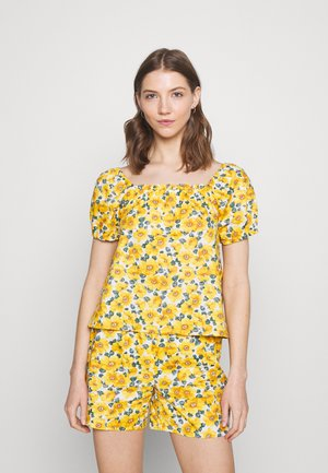 VIMESTI - Print T-shirt - sunshine