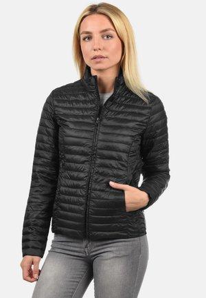 BRITTA - Light jacket - black