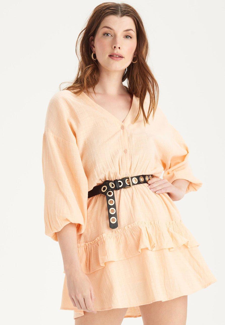 Mujer MAY WIDE DRESS - Vestido informal