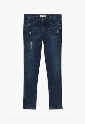 OLLIE  - Slim fit jeans - dark denim