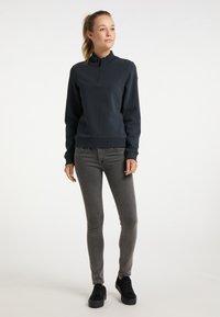 ICEBOUND - Sweatshirt - dunkelmarine - 1