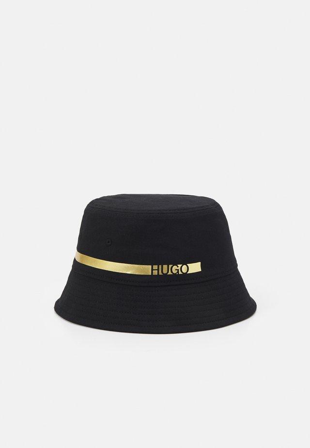 UNISEX - Chapeau - black/gold