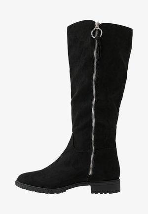 TABEA - Høje støvler/ Støvler - black