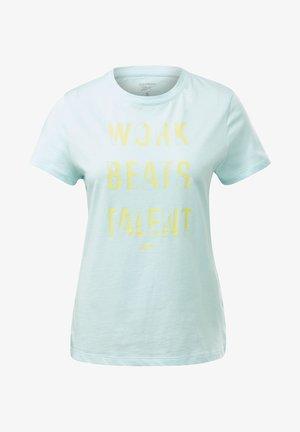 GRAPHIC SERIES ELEMENTS - T-shirt imprimé - blue
