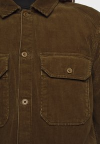CLOSED - ARMY OVER SHIRT - Chemise - chocolate brown - 5