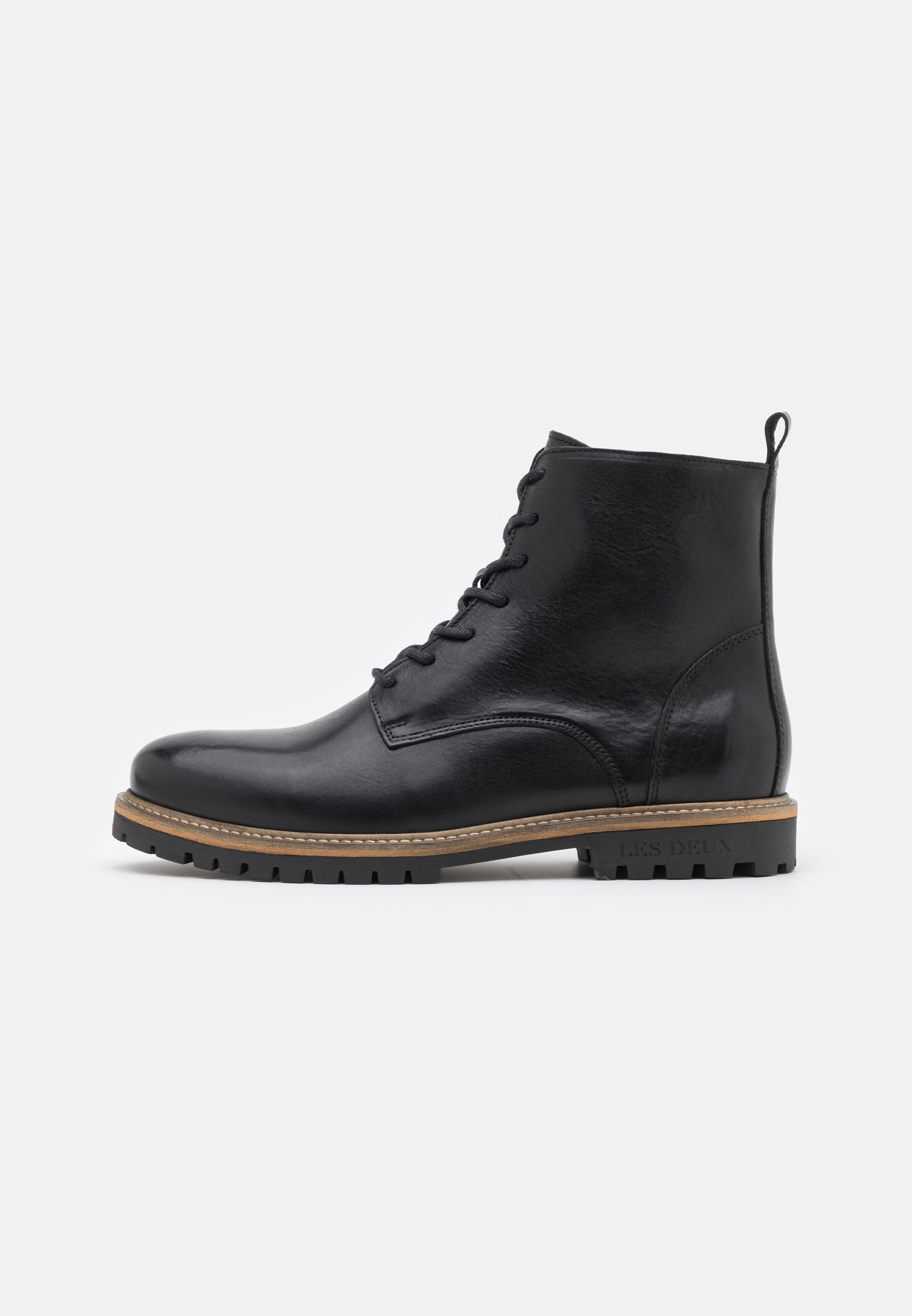 Men TROY COMBAT BOOT - Lace-up ankle boots
