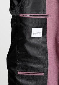 Lindbergh - PLAIN SUIT  - Traje - dusty pink melange - 13