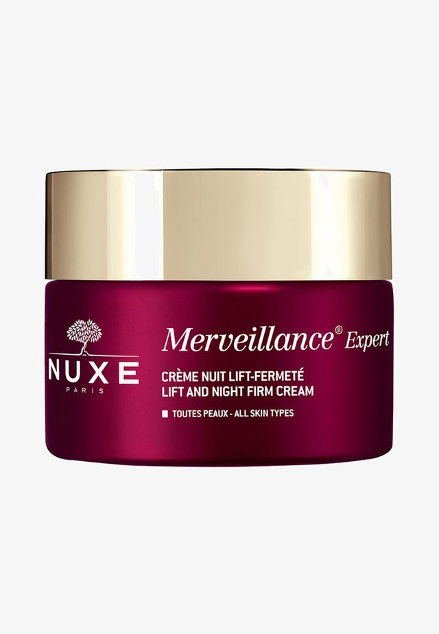 NUXE MERVEILLANCE EXPERT LIFT AND FIRM NIGHT CREAM - Night care - -