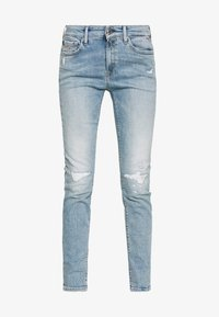 Replay - NEW LUZ - Jeans Skinny Fit - light blue - 4