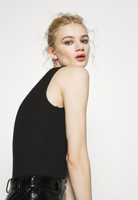 4th & Reckless - COVILLE BODYSUIT - Top - black - 3