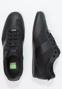 BOSS - LIGHTER  - Zapatillas - black - 1
