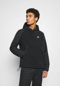 Nike Sportswear - HOODIE - Mikina skapucí - black - 0