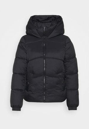 VMUPSALA SHORT JACKET - Winterjas - black