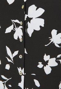 Anna Field Curvy - Day dress - black/white - 5