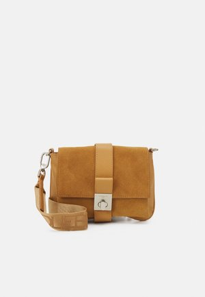 CROSSBODY S - Across body bag - light tan